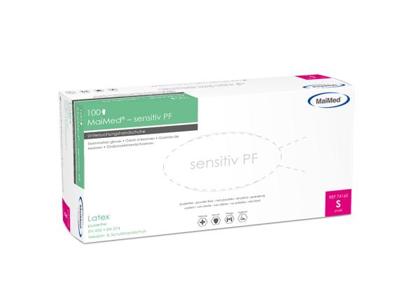 MaiMed® – Sensitiv PF unsteril, 100 St./Box